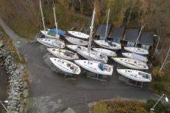 Snart skal båter på land